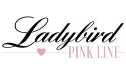 ladybird pink line